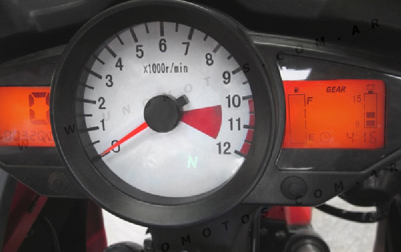RZ25R RZ 25 R Moto Pista