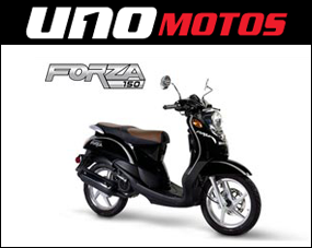 Forza 150 SCOOTER RETRO